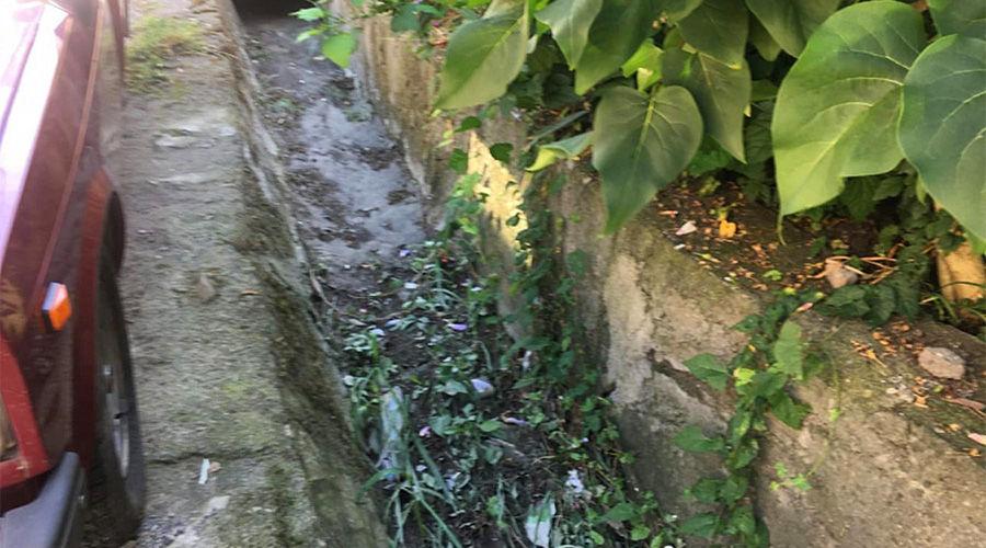 Ливневая канализация ©Фото пресс-службы администрации Сочи