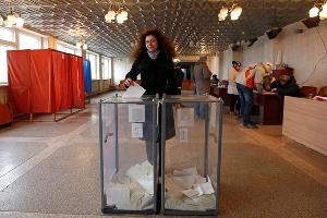 Референдум о вступлении Крыма в состав России ©Фото Юга.ру