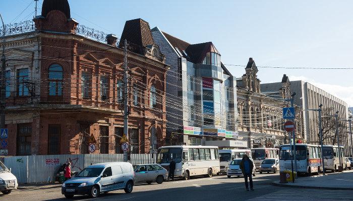 Невечный город. КаквКраснодаре защищают исторические здания