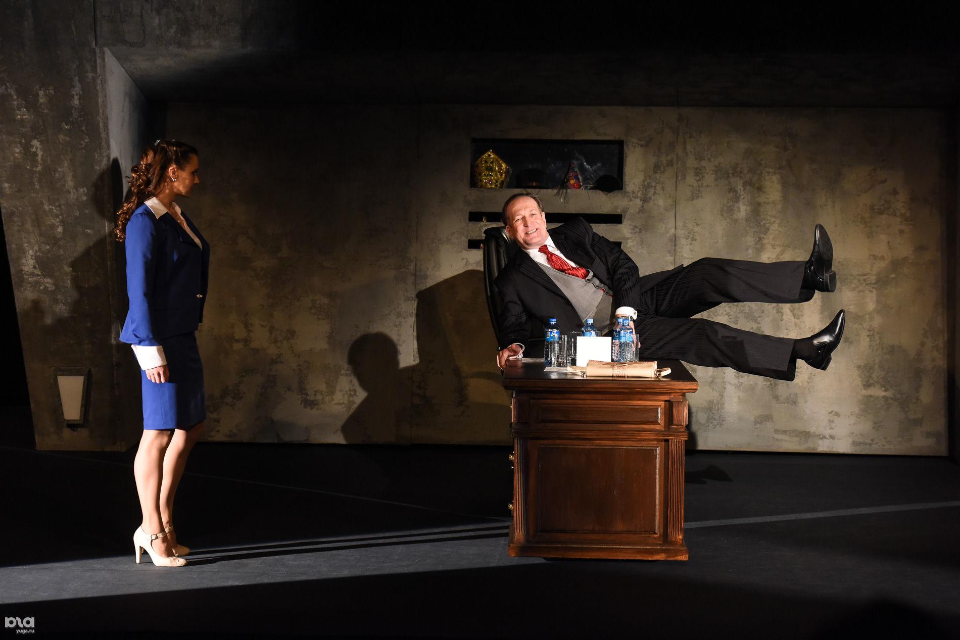 Психологический детектив «Метод Гронхольма» ©Фото Елены Синеок, Юга.ру