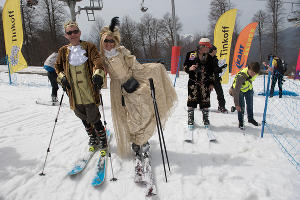 "BoogelWoogel фестиваль на ""Розе Хутор"" ©Нина Зотина, ЮГА.ру"