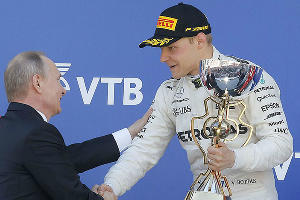 Гран-при России «Формулы-1». Итоги