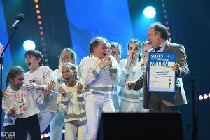 Заключительный гала-концерт и награждение победителей фестиваля «Факел» ©Фото пресс-службы фестиваля «Факел»