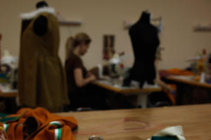 В Северной Осетии шьют костюмы для Мариинского театра ©Влад Александров, ЮГА.ру