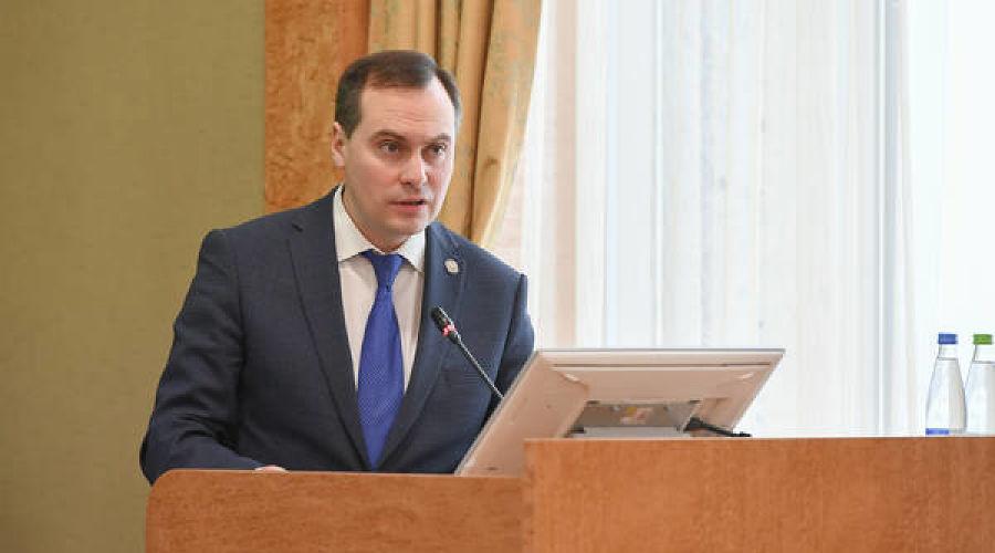 Артем Здунов ©Фото пресс-служба минэкономики Татарстана