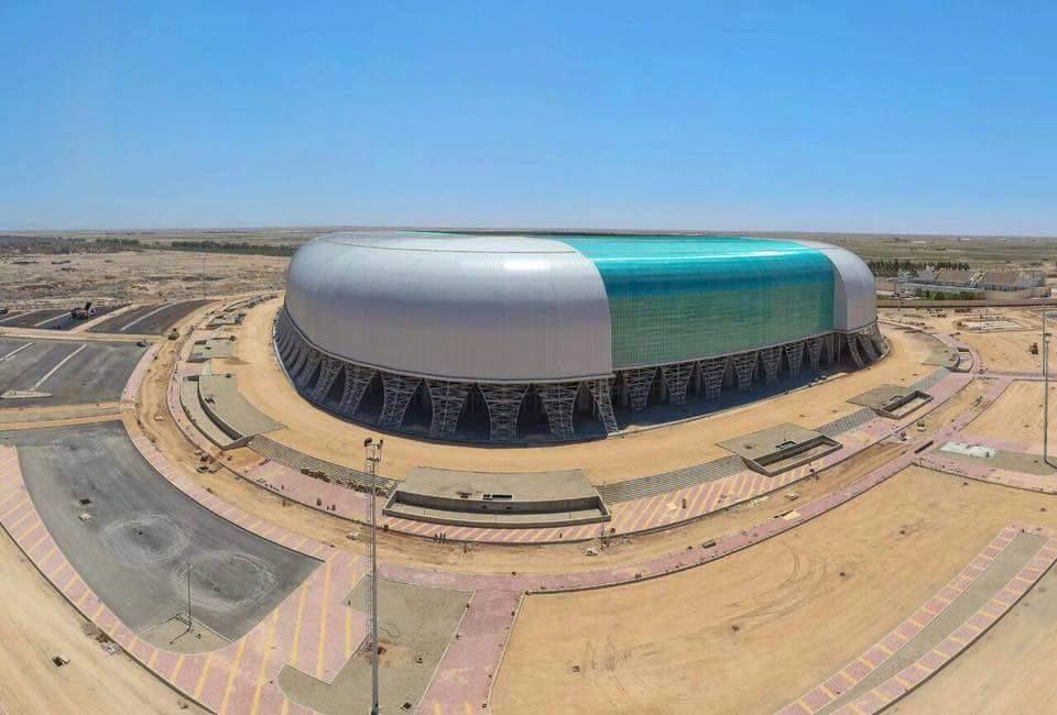 Международный стадион Кербелы ©Фото moys.gov.iq