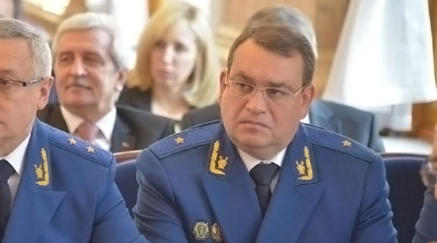 Врио главы Адыгеи провел рабочую встречу сзаместителем ГенпрокурораРФ