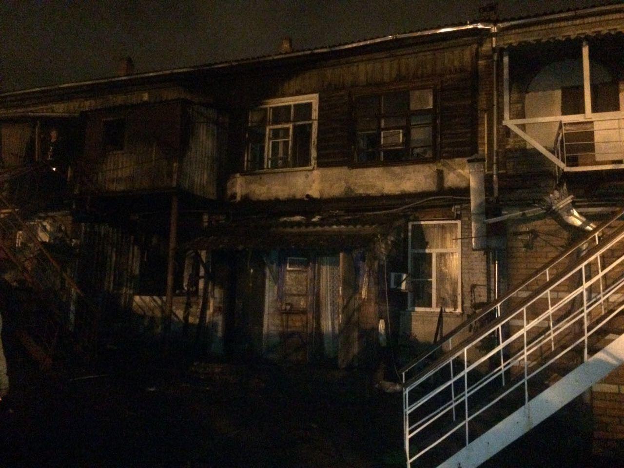 ВКраснодаре всвоей квартире живьем сгорел пенсионер