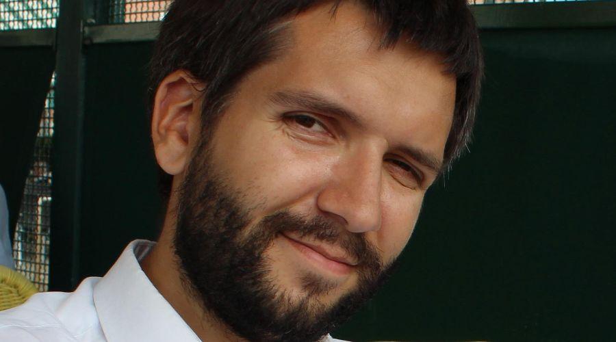 Олег Козловский ©Фото из аккаунта twitter.com/kozlovsky