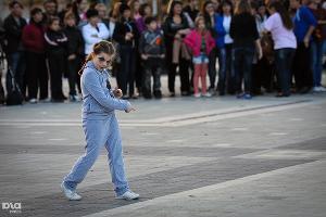 Танцевальны флешмоб Dance Boom в Краснодаре ©Елена Синеок, ЮГА.ру