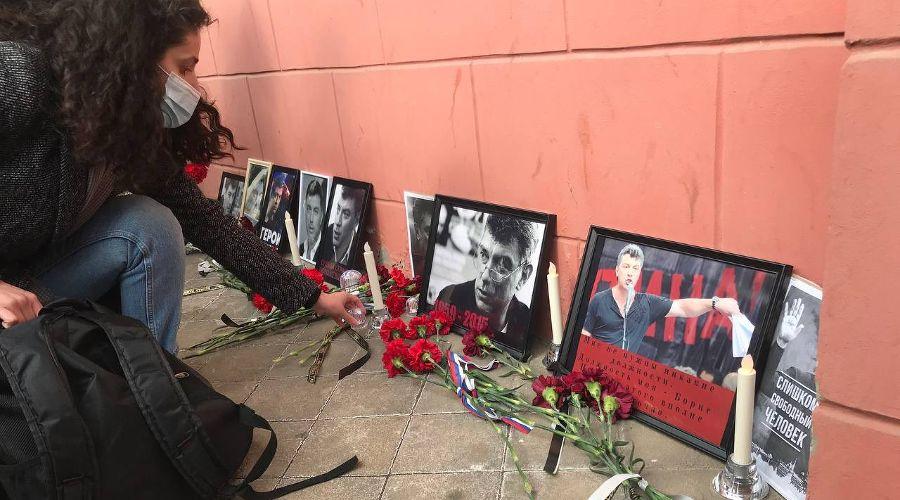 ©Фото из твиттера коордантора краснодарского штаба Навального Анастасии Панченко, twitter.com/panchocake