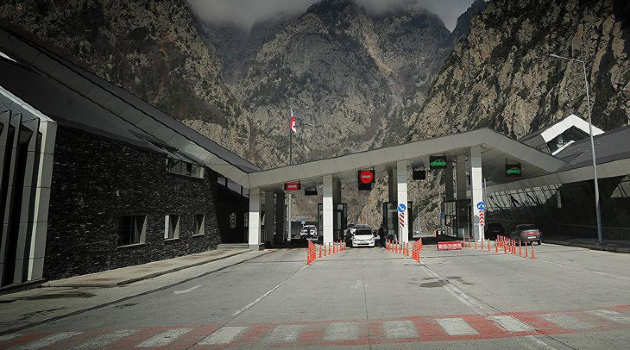 Военно-Грузинская дорога ©Фото пресс-службы ГУ МЧС России по Республике Северная Осетия — Алания