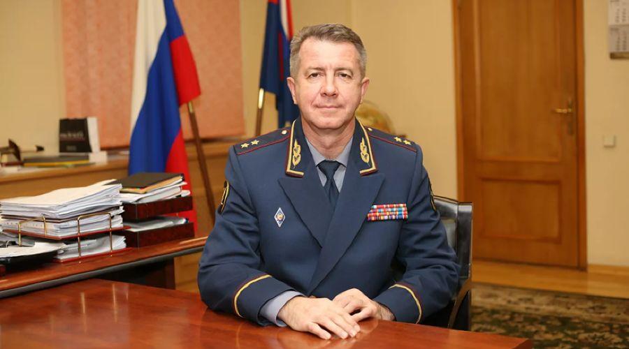 Валерий Максименко ©Фото пресс-службы ФСИН