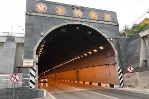 Тоннель № 3 в Сочи ©Фото пресс-службы ФКУ Упрдор «Черноморье»