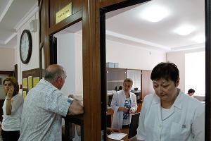 Геронтологический центр во Владикавказе ©Влад Александров, ЮГА.ру