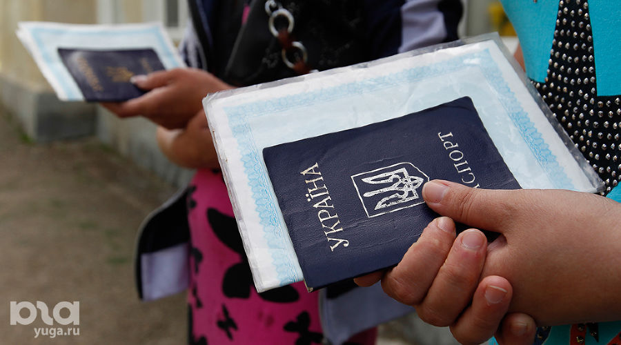 На Ставрополье приехали беженцы из Славянска ©Эдуард Корниенко, ЮГА.ру