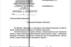 ©Фото документов предоставлены Екатериной Синебрюковой