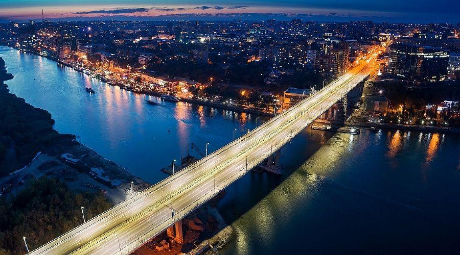 Ворошиловский мост в Ростове-на-Дону ©Фото с сайта rostov-gorod.info