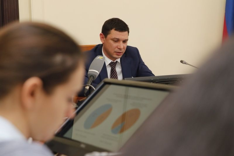 Новый мэр Краснодара сократит расходы насодержание мэрии на15%