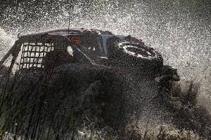 Первый этап внедорожной гонки Can-Am X Race 2017 ©Фото Виталия Тимкива, Юга.ру