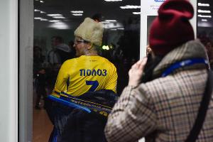 ФК «Ростов» сыграл вничью с «Манчестер Юнайтед» ©Фото Елены Синеок, Юга.ру