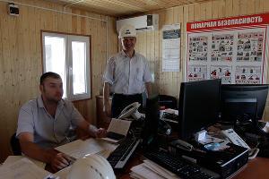 Строительство Грозненской ТЭС ©Влад Александров, ЮГА.ру