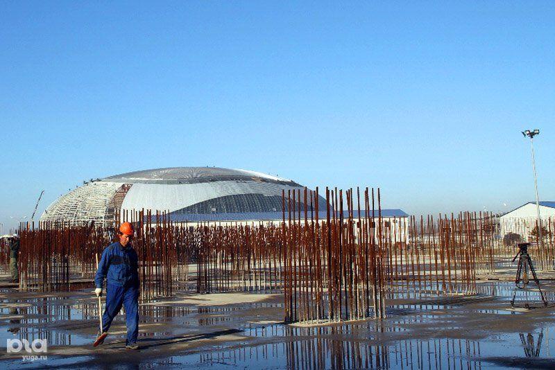 того, ресницы строители олимпийских объектов в сочи фото текстурные