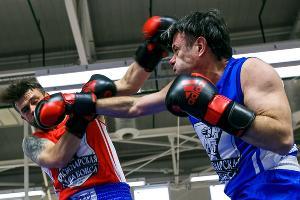 Первый турнир городской «Лиги любителей бокса» в Краснодаре ©Денис Яковлев