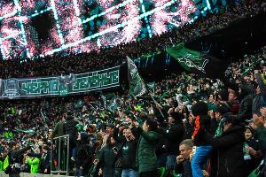 Матч «Краснодар» — «Уфа», Краснодар, 1 марта 2020 года  ©Фото Елены Синеок, Юга.ру