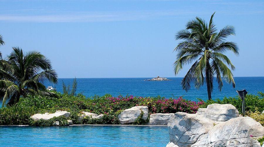 Санья, остров Хайнань ©Фото с сайта pixabay.com