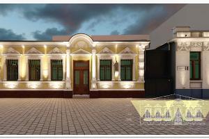 Дом Пятковой ©Фото пресс-службы мэрии Краснодара
