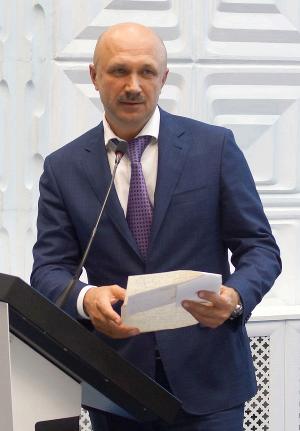 Сергей Алексеенко, ректор Кубанского государственного медицинского университета