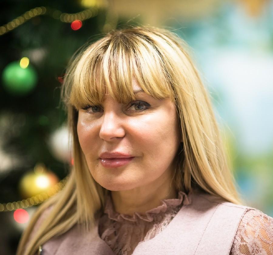 Елена Саламатова
