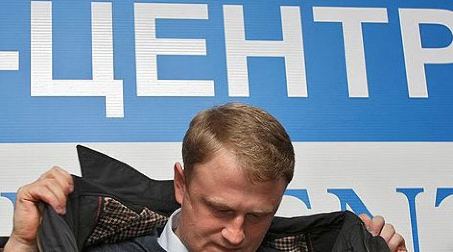 Майор Алексей Дымовский. Фото: Коммерсантъ ©Фото Юга.ру