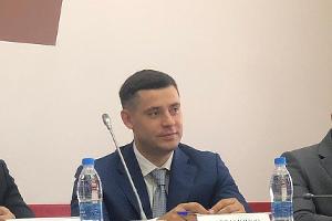 Григорий Артамонов ©Фото пресс-службы мэрии Сочи