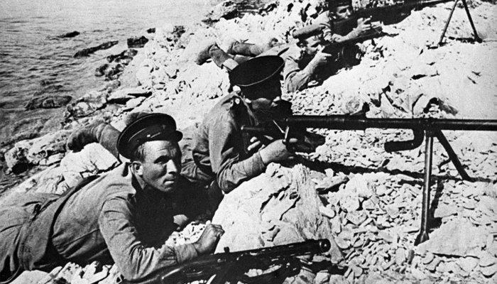 75 лет освобождению Кубани. История Малой земли