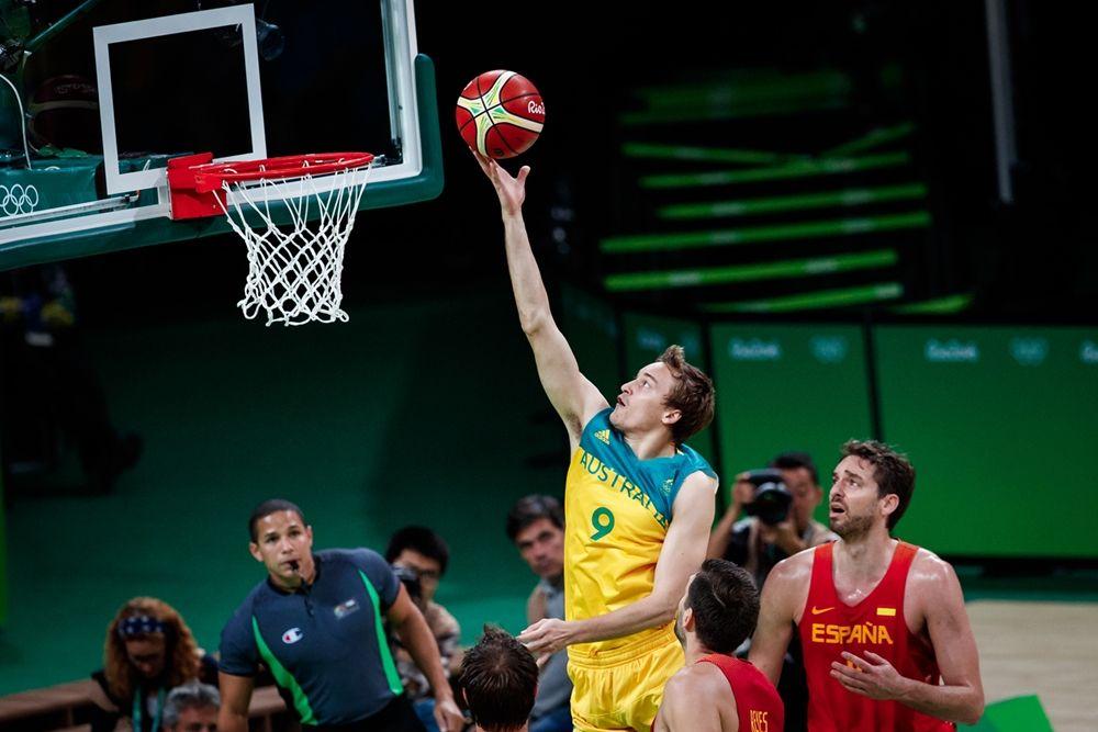 Райан Брокхофф ©Фото с официального сайта Международной федерации баскетбола