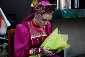 В Краснодаре вручили награды участникам и организаторам Олимпийских игр в Сочи ©Влад Александров, ЮГА.ру