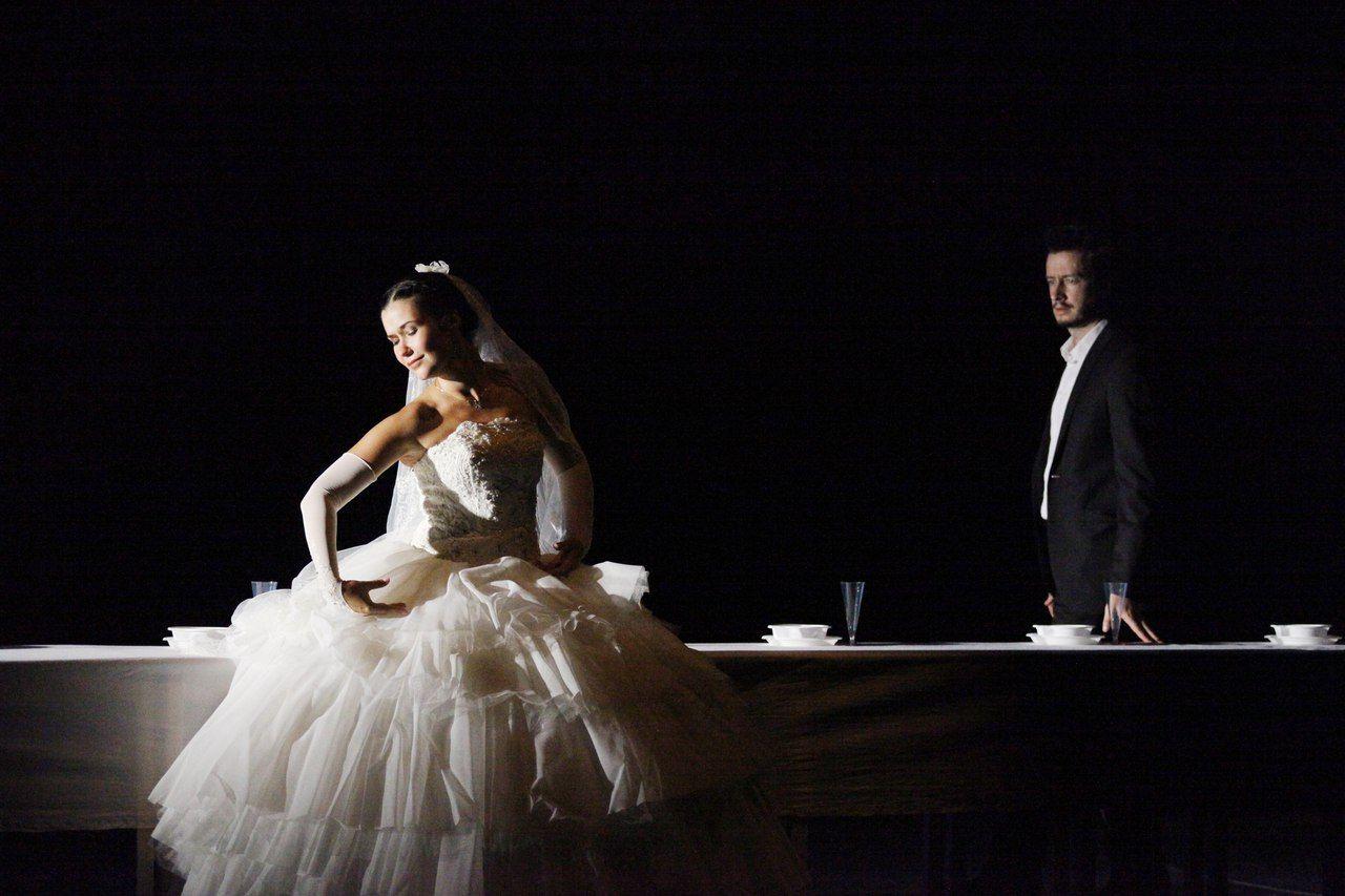 Спектакль в Одном театре ©Фото Татьяны Зубковой из архива Одного театра