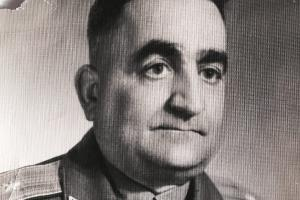 Аскеров Аскер Худуш Оглы ©Фото из семейного архива