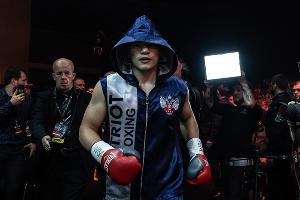 Федор Чудинов ©Фото пресс-службы Федерации бокса России