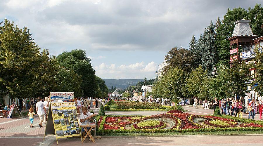 Кисловодск ©Фото с сайта wikimedia.org