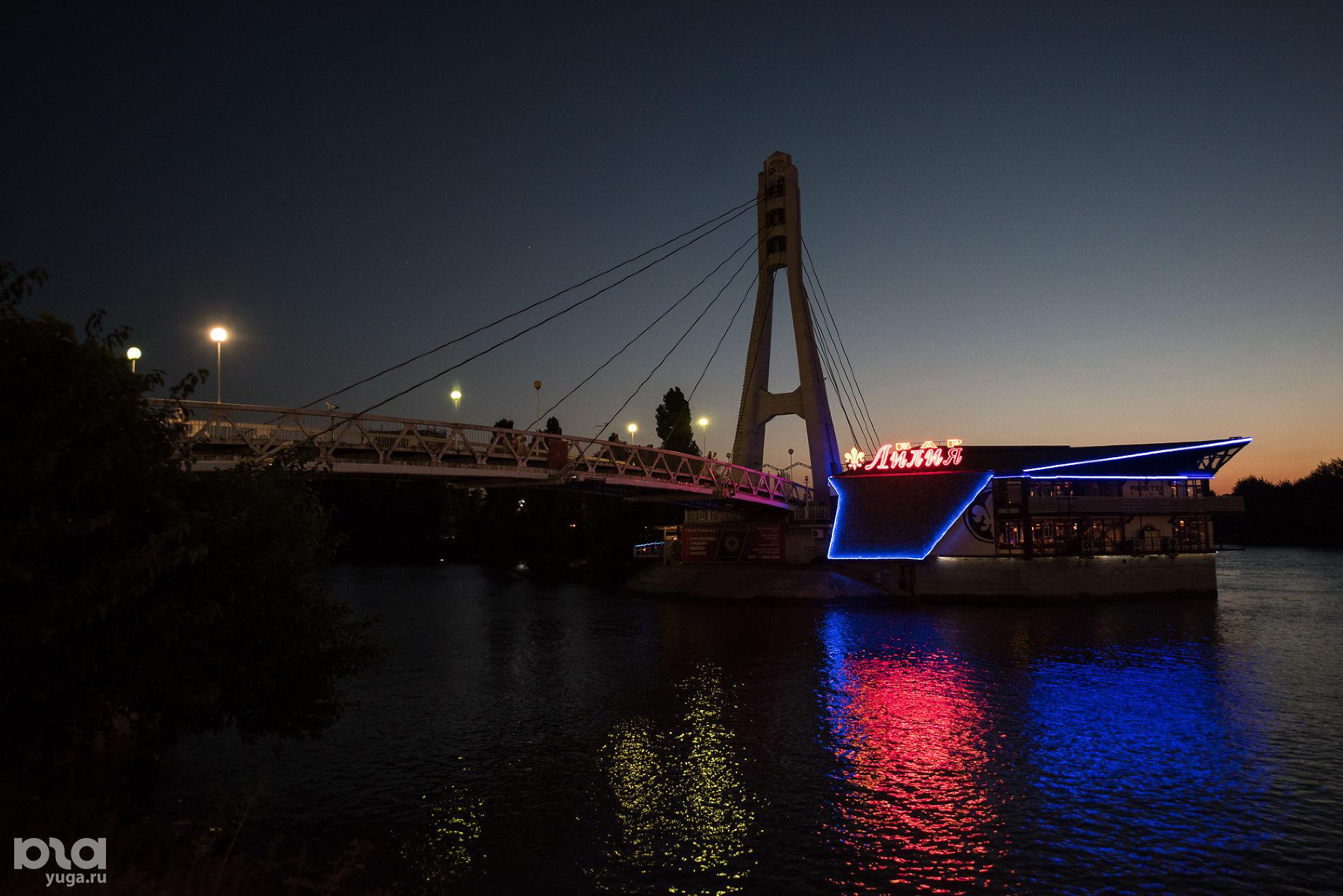 Мост Поцелуев ©Фото Елены Синеок, Юга.ру