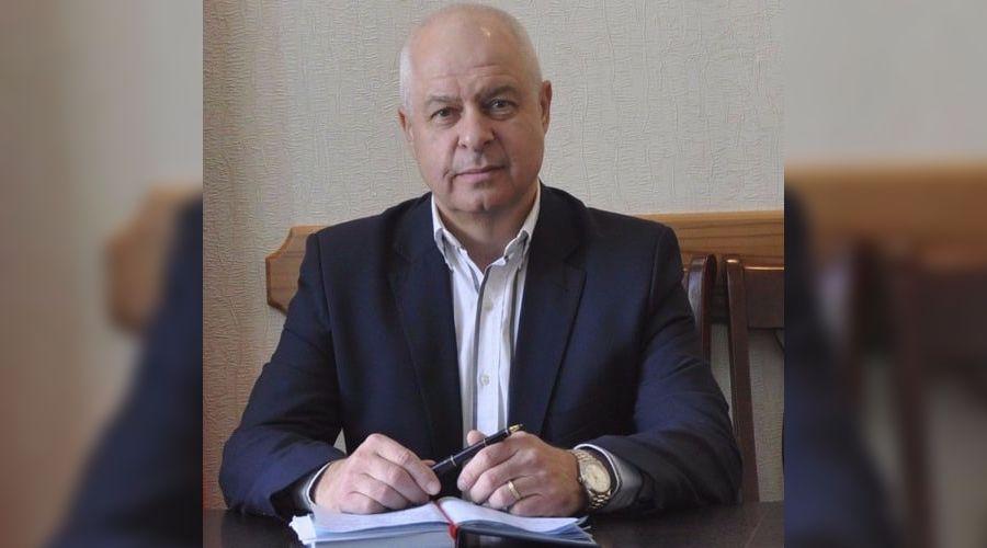 Сергей Иващенко ©Фото пресс-службы администрации Апшеронского района