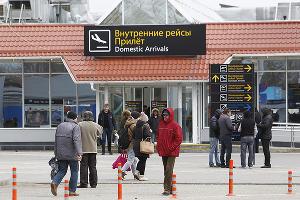 Краснодар принимает рейсы, направлявшиеся в Ростов-на-Дону ©Влад Александров, ЮГА.ру