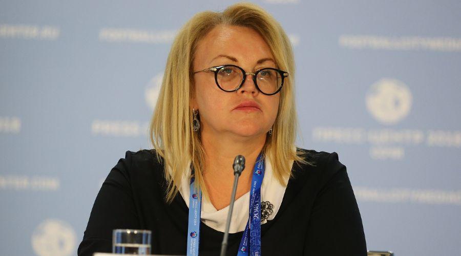 Марина Бралюк ©Фото пресс-службы администрации Сочи