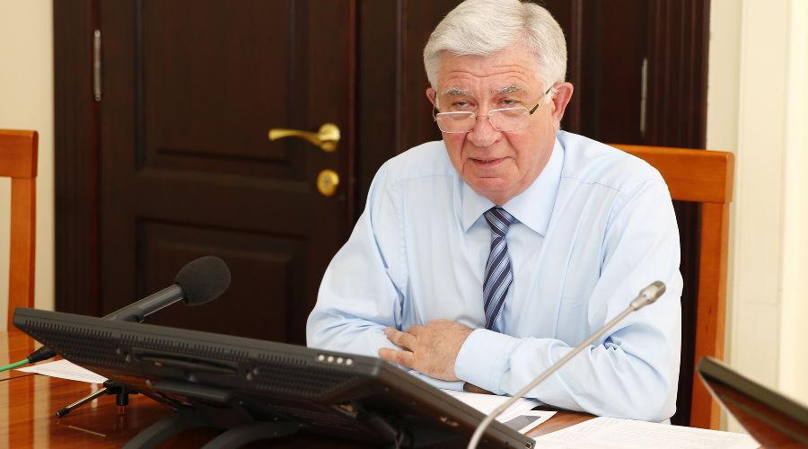 Владимир Евланов ©Пресс-служба мэрии Краснодара