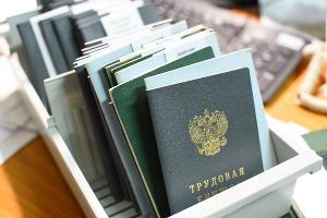 Трудовая книжка ©Фото Елены Синеок, Юга.ру