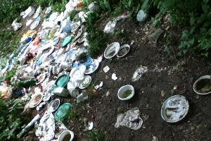 Уборка мусора в Краснодаре