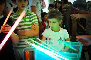 Фестиваль робототехники TECHFEST в Краснодаре ©Елена Синеок, ЮГА.ру